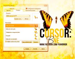 Cursor Brand New Eyes by YuiWTF