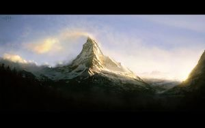 Mountains by etwoo