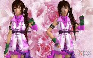Donna Third Outfit Model (Download) by MissCatarina