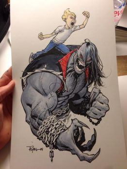 PITT commission by RyanOttley