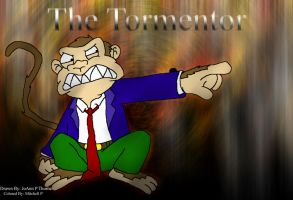 The Tormentor by mitchellp