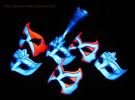 Perfomance UV-masks by Fantasy-Craft