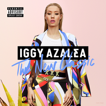 Iggy Azalea - The New Classic by other-covers