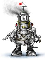 Steambot by Androsov
