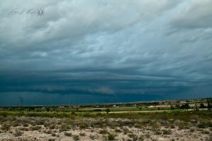 Storms and Wide Open Spaces by BowEchoMedia