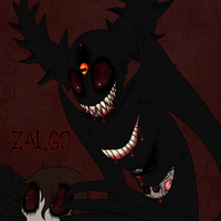 ZALGO! by VonderDevil