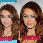 Miley retouch by rochieditioons