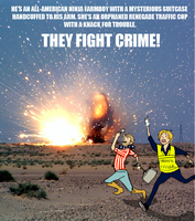 They Fight Crime by OneStory
