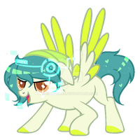 .:: pony adopt auction {5} - closed, pending ::. by Cinnacake