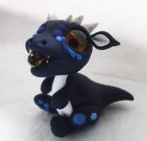Bitty Bitey Baby Dragon by BittyBiteyOnes