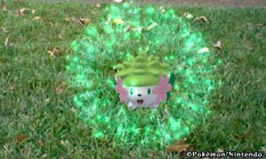 Pokedex 3D Pro Shaymin picture! by Shaymin303