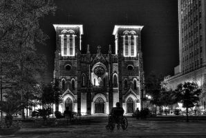 SAN FERNANDO CATHEDRAL by badchess