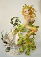 Leafy Sea Dragon Mermaid by Fairiesworkshop