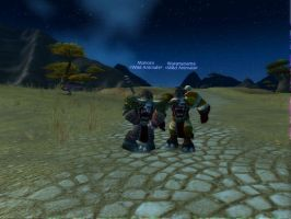 Tauren Brothers by 691