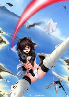 strike witches by barbariank
