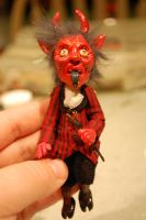 Krampus by Woodedwoods