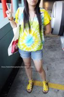 This is tie-dye SESSION by xxecchangraphy