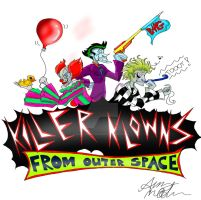 killer Clowns from outer space by Mad--Munchkin
