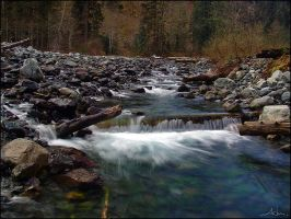 foss river by NWunseen