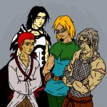 Exalted Heroes by Koshindou