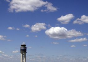 Airport Control Tower or Wand? by OsorrisStock