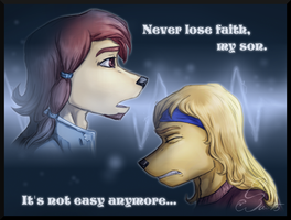 Never lose Faith by BUGHS-22