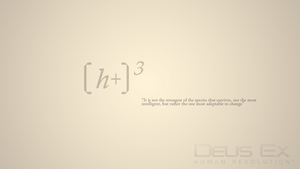Deus Ex Human Revolution Wallpaper 1080p by Titch-IX