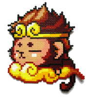 Maplestory - Sun Wu Kong by Aenea-Jones