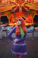 Daphne Blake cosplay by KikoLondon
