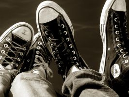 cool converse strikes back by body-language