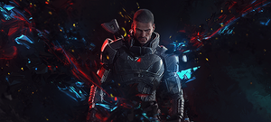 Mass Effect 3 by Nater360