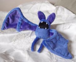 Zubat miniplush by PlushOwl