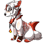 Kasai pixel icon commission by StoneWarrior-101