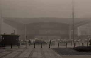 Foggy Central by Molot