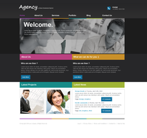 Agency by EnzuDes1gn