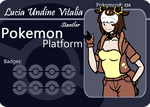 PP Battle Card - L.U.V. by AkatsukiChibiness