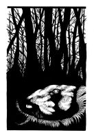 Creature of the Wood by HasturtheUnspeakable