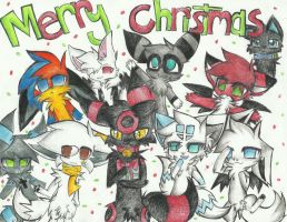 Merry Christmas (late) by RedNoctali