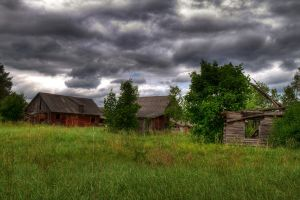 Abandoned country 5 by Boria666
