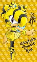 Phoebe the Bumblebee by DerpBlast