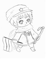 Chibi Russia by crystalice96