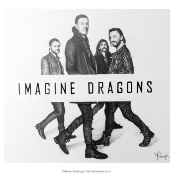 2014 - Imagine Dragons by vitoriaguidugli