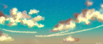 Clouds at Sunset by justunluckyme