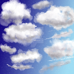 Practice : clouds by orion-hunter