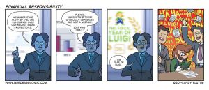 Financial Responsibility by AndyKluthe