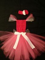 Sleeping Beauty tutu or Ballerina Barbie tutu back by DustbunnieDoodads