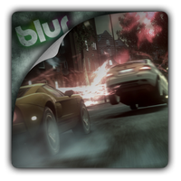 Blur v2 icon by Themx141