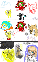 Iscribble'n by PickledCandyPants07