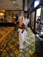 Anime Los Angeles 2015 Ryu Hadouken by Demon-Lord-Cosplay