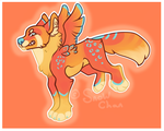 Winged pup adopt 3 [CLOSED] OTA by snowpups123